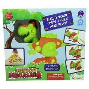 Игрушка Junior Megasaur Собери динозавра 16918