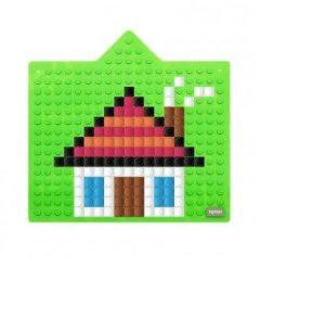 Интерактивная пиксельная панель Bright Kiddo WY-K001 Зеленая 80890