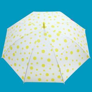 Зонт Кружочки 53 см проз матов 25981А