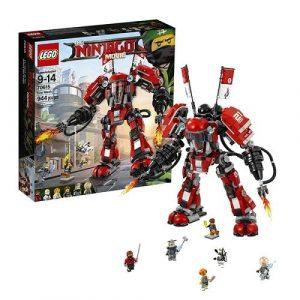 Игрушка LEGO Ninjago Огненный робот Кая 70615