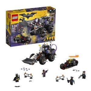 Игрушка Lego Batman Movie Разрушительное нападение Двуликого 70915