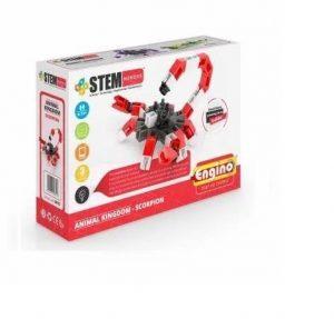 Конструктор Мир животных Скорпион серия STEM HEROES SH12