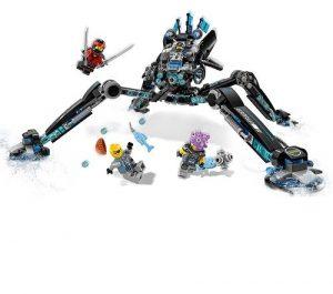 Игрушка LEGO Ninjago Водяной робот 70611