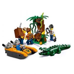 Игрушка LEGO City Набор Джунгли для начинающих 60157