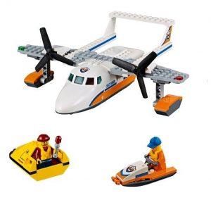 Игрушка LEGO City Спасательный самолет береговой охраны 60164