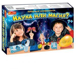 Набор для экспериментов Наука или магия 12114066Р