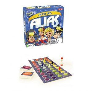 Tactic Games Игра Alias Кто Я 54529