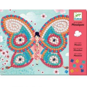 DJECO Набор для творчества Бабочки 08898
