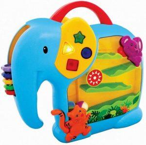 Развивающая игрушка Занимательный слон 052167