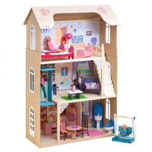Кукольный домик для Барби PAREMO Грация 16 PD315-03