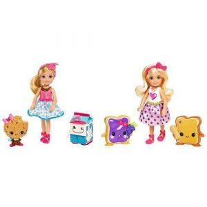 Игрушка MATTEL Barbie Челси и сладости в ассортименте FDJ09