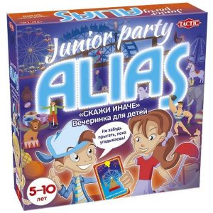 Tactic Games Скажи иначе Вечеринка для детей 54540