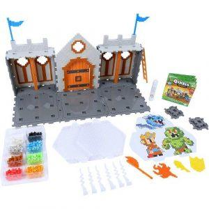 QIXELS Набор для творчества Королевство Захват замка 87028