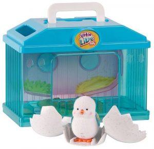 Набор Little Live Pets Цыпленок в яйце с домиком 28325