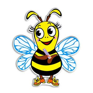 Персонаж Пчелка Жужа малый размер