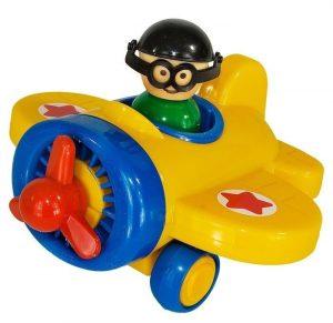 Игрушка Самолетик Детский сад С-123-Ф