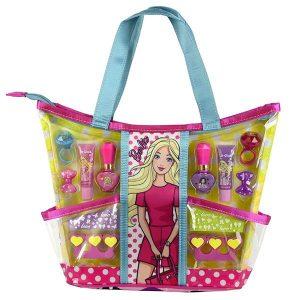 Игровой набор Markwins Barbie детской декоративной косметики с сумкой 9709251