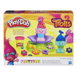 Игровой набор PlayDoh ТРОЛЛИ В9027