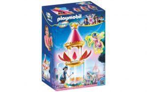 Игровой набор PLAYMOBIL Супер 4 Музыкальная цветочная башня с Твинкл 6688pm