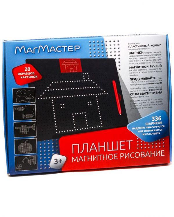 Магнитное рисование МагМастер Планшет L