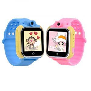 Детские SMART часы с GPS GW1000