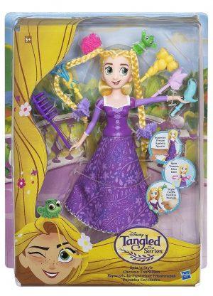 Кукла Disney Princess Рапунцель Запутанная история Классическая кукла с модной прической С1748