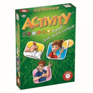 Настольная игра Piatnik Activity компактная для всей семьи 793295
