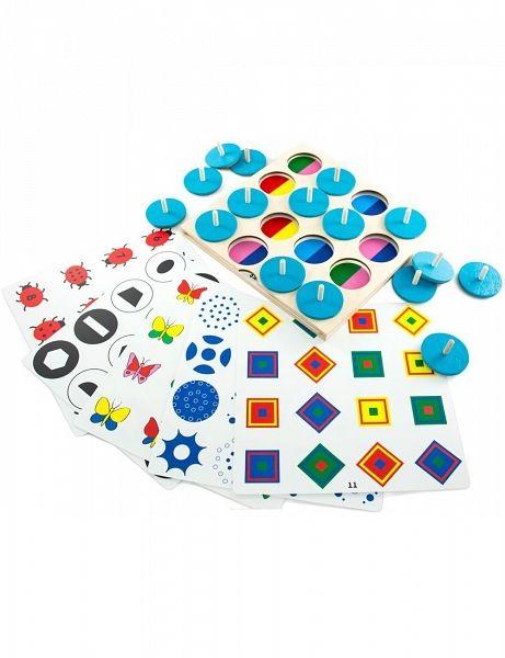 Развивающая игра Pic'n mix Мемо Найди пару 129002