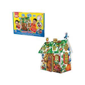 Набор для рисования ArtBerry Forest house игровой домик картонная коробка 39222