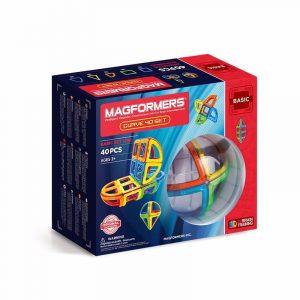 Магнитный конструктор Magformers Curve 40 701011