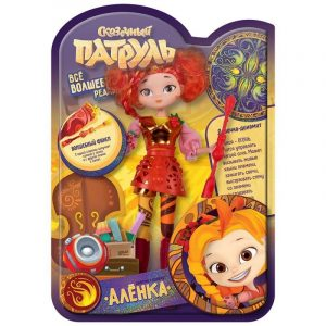 Кукла Сказочный патруль Magic Аленка 4384-4