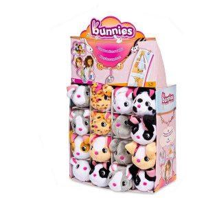 Кролик Bunnies IMC Toys с магнитами 9