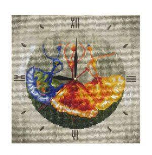 Алмазные часы Color Kit Танцовщицы 7303003-Р