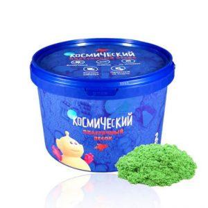 Космический песок Зеленый 2 кг 714-200