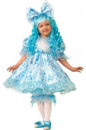 Карнавальный костюм Мальвина сказочная р.32 5209-34