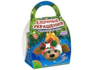 Набор для творчества BONDIBON Шар подарок Собачка ВВ2137