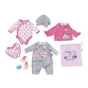 Игрушка Baby Born Набор одежды и обуви делюкс 823-538