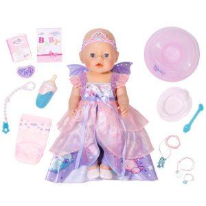 Интерактивная кукла BABY born Волшебница 43 см 824-191