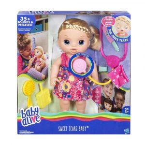 Кукла Baby Alive Малышка у врача С0957