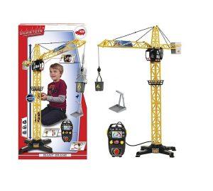 Кран Dickie Toys 100см на дистанционном управлении