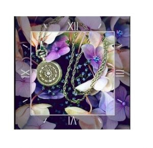 Алмазные часы Color Kit Время цветов 7303008Р