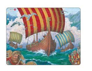 LARSEN FI6 Корабли викингов