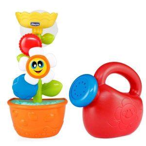 Игрушка для ванны Chicco Лейка с цветком/Bath Flower 92230