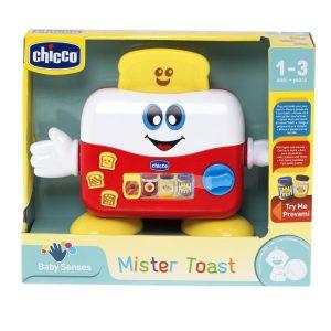 Игрушка Chicco муз. Mr. Toast 92241