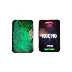 Жвачка для рук Неогам Космо зеленая NGC006