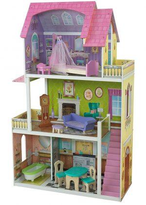 Игровой набор KidKraft Домик для Барби Флоренция с мебелью