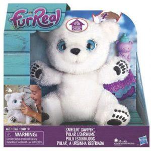 Интерактивная игрушка Hasbro FurRealFriends Полярный медвежонок В9073EU4