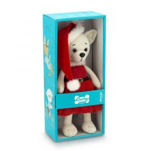 Мягкая игрушка Lucky Lili Рождество LD018
