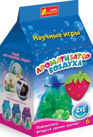 Набор для творчества RANOK Creative Ароматизатор воздуха Клубника грейпфрут 12123014Р