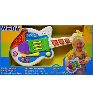 Музыкальный инструмент Weina Рок гитара 2099